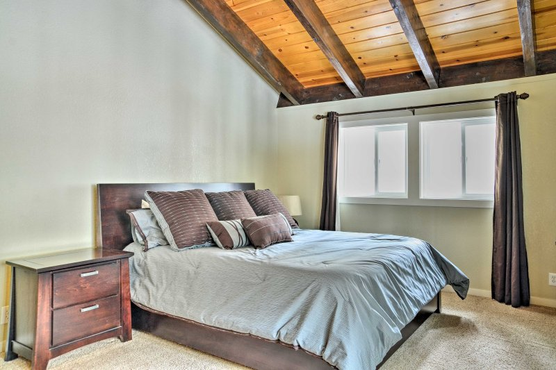 You're sure to rest easy in one of the 2 well-appointed bedrooms.