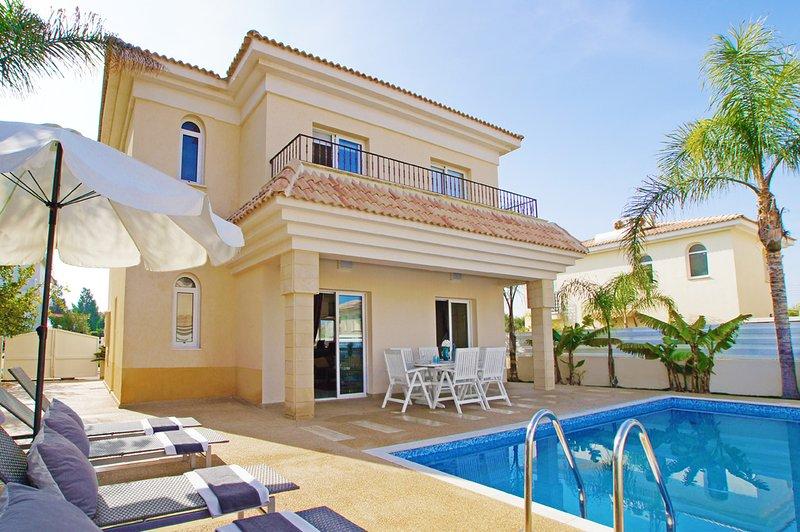 Villa Demetria - Kapparis, Cyprus
