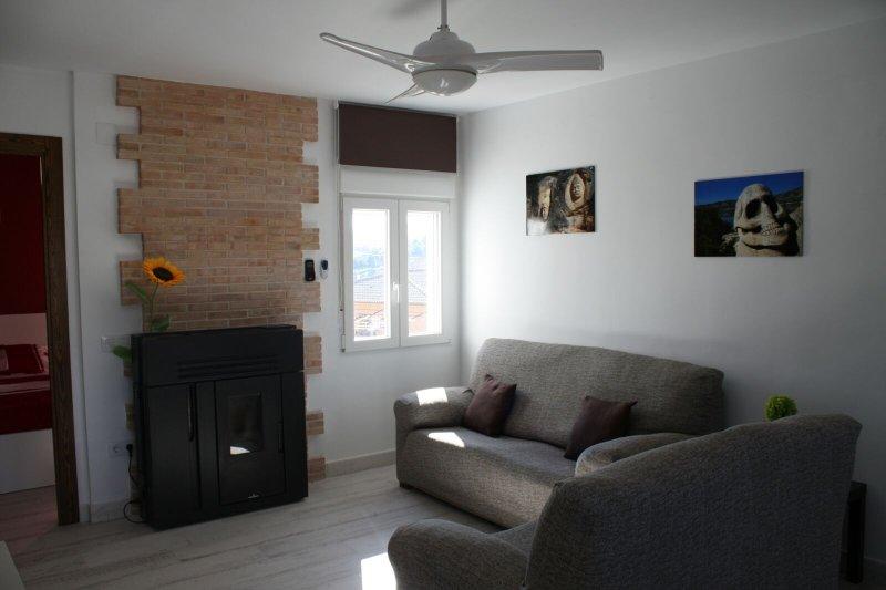 Alquiler apartamento Buendia, vacation rental in Buendia