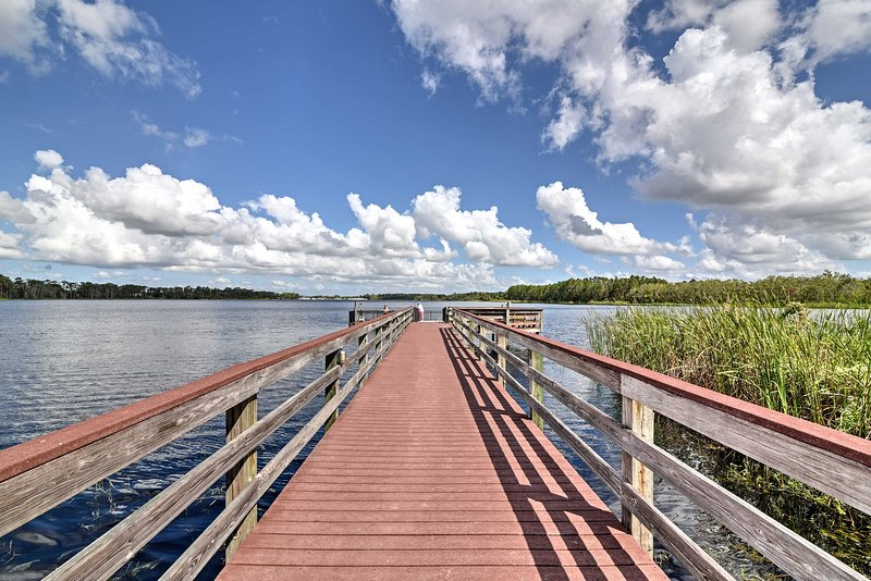Elevate your next Florida vacation when you stay at this splendid condo.