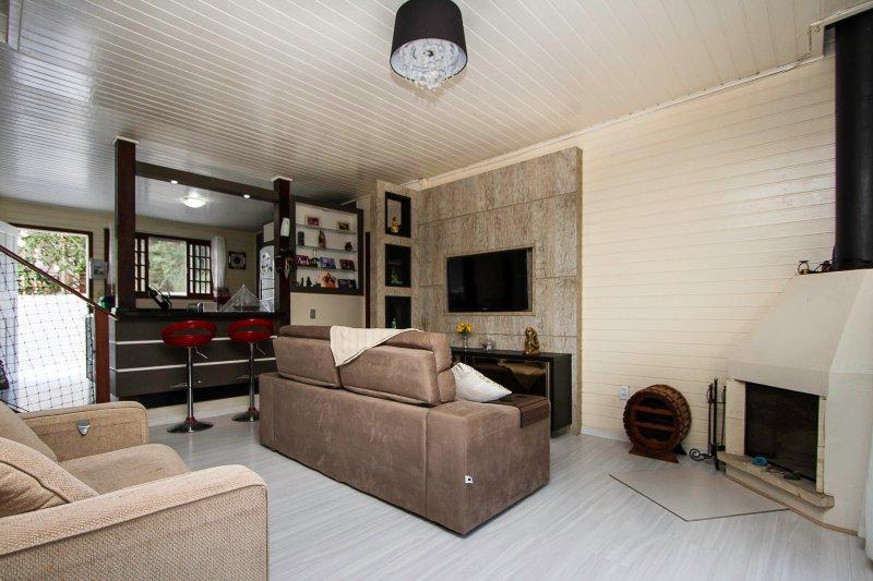 Linda Casa na Fortaleza da Barra da Lagoa, holiday rental in Barra da Lagoa