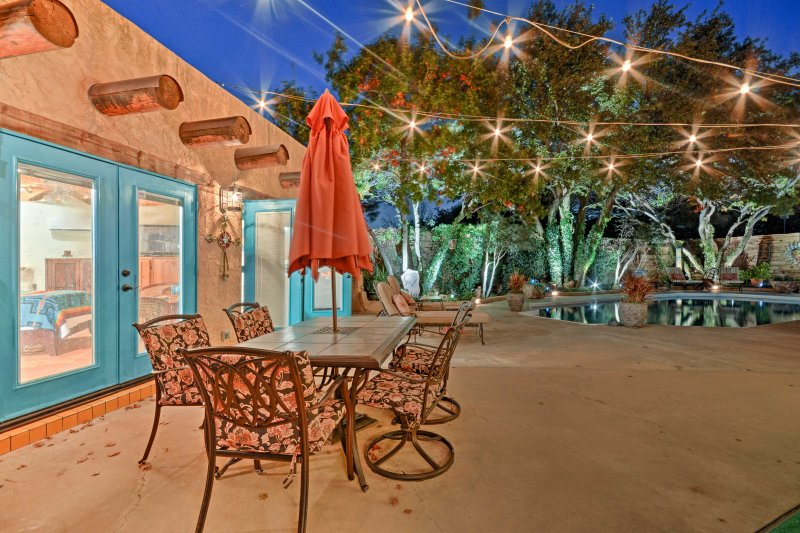 Explore the southwest in style from this vacation rental studio guesthouse!