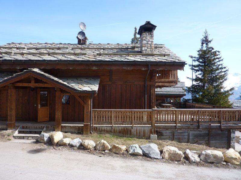 Luxueux Chalet Savoyard, Au Calme, Ski In Ski Out Avec Grande Terrasse  Plein Sud