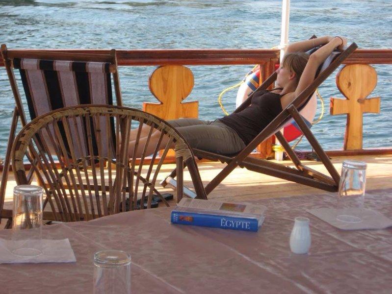 Croisiére sur le Nil en sandale, holiday rental in Luxor