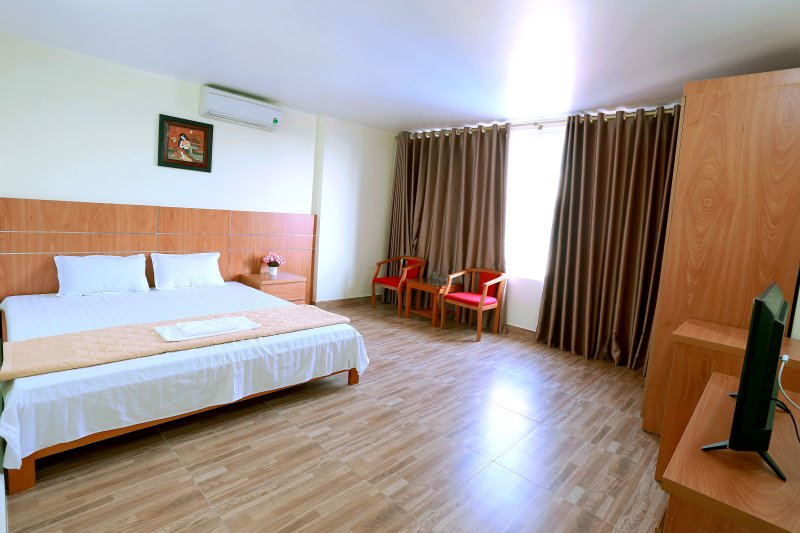Daiichi family hotel, holiday rental in Cat Ba