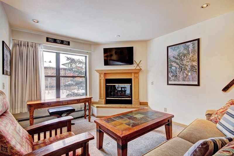 Quaint Winter Hideaway Sleeps 4- Across from Vibrant Main St, vacation rental in Breckenridge