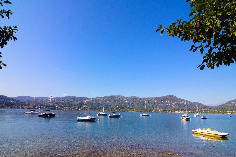 View on Lake Maggiore
