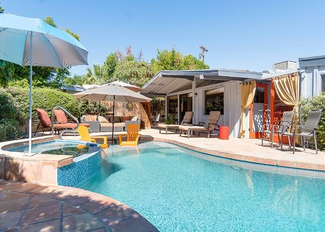 Fantastic Oasis in the Desert | Resort-Style Retreat with Private Pool & Spa, vacation rental in Palm Desert
