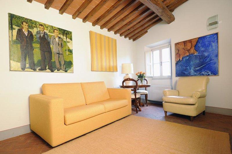Appartamento Raffaella, aluguéis de temporada em Sant'Andrea in Percussina