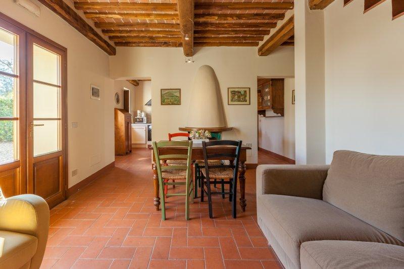 La Capannina - Antico Granaio, vacation rental in San Macario in Piano