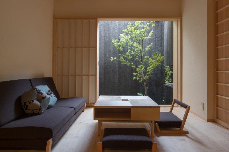 BenTen East Living Area