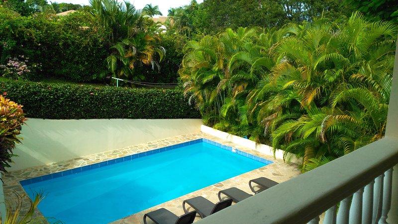 Villa Bailarina 4 chambres piscine vue mer, vacation rental in Sosua