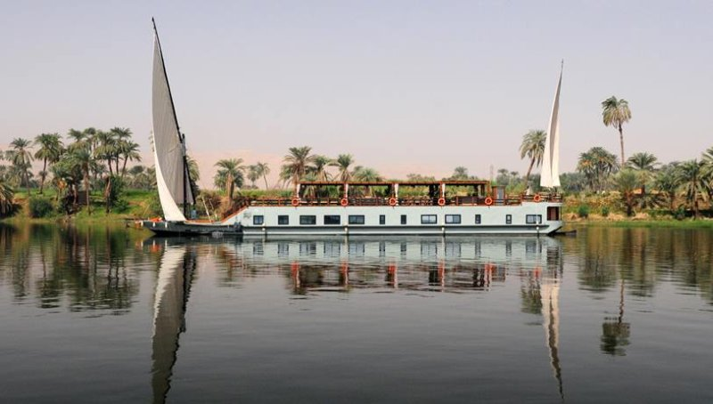 Croisiére sur le Nil en dahabeya, holiday rental in Luxor