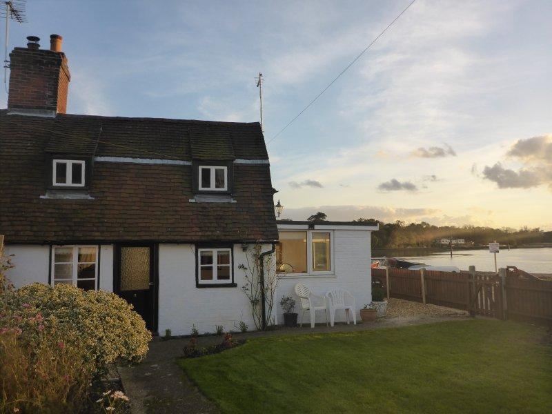 River View Cottage, casa vacanza a Bursledon