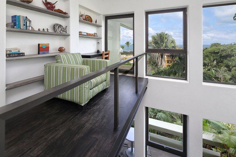Two level loft