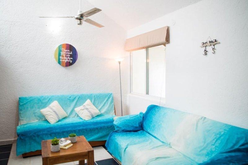 Nice comfy living room