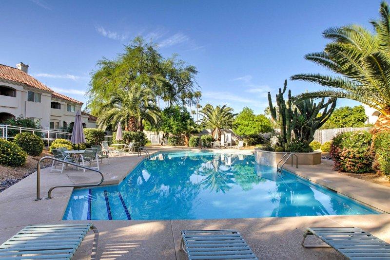 Erleben Sie luxuriöses Wohnen von diesem Ferienmieteigentumswohnung in Paradise Valley!