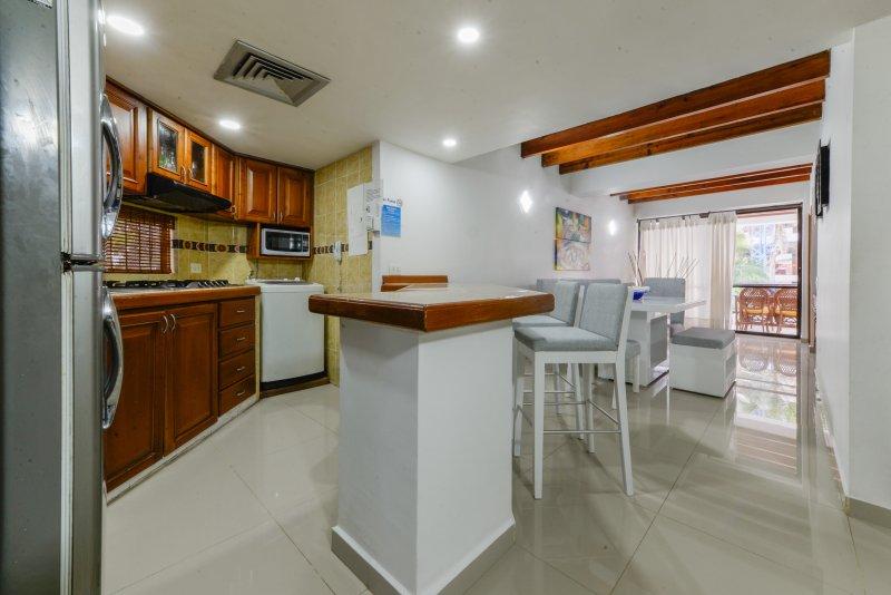 HERMOSO APARTAMENTO BAY POINT APTO 207, vacation rental in San Andres Island