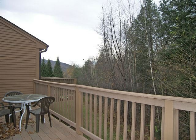 Deck in Later Autumn