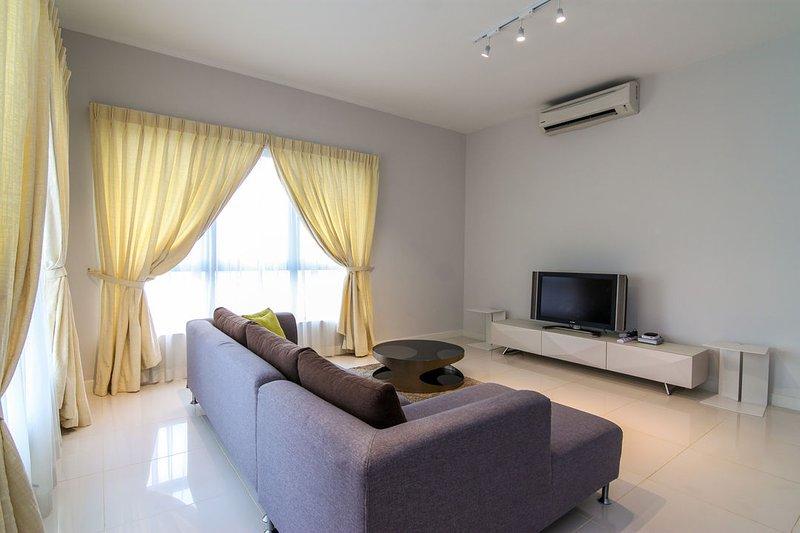 Modern & Secure 3BR. Bukit Bintang, KL city center, location de vacances à Kuala Lumpur