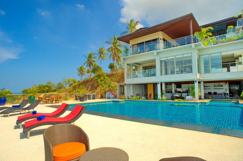 Koh Samui12 BedroomsWith Yupa Sea Penthouse In View hrdCQts