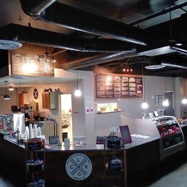 La Gare tostadores de café Café es sólo 1,6 millas de distancia y ofrece a sus clientes de CL de un descuento del 10%