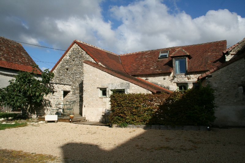 Walnut Lodge, 2 bedroom Gite for holiday rental in rural France, holiday rental in Chauvigny