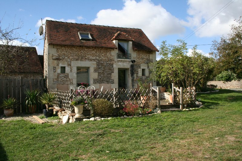 Walnut Lodge, 1 bedroom Gite for holiday rental in rural central France, holiday rental in Chauvigny