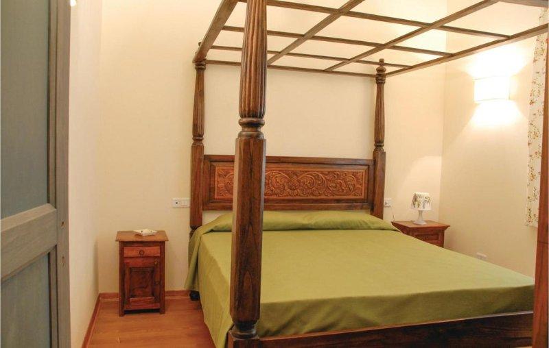 Marina Room Double apartment.