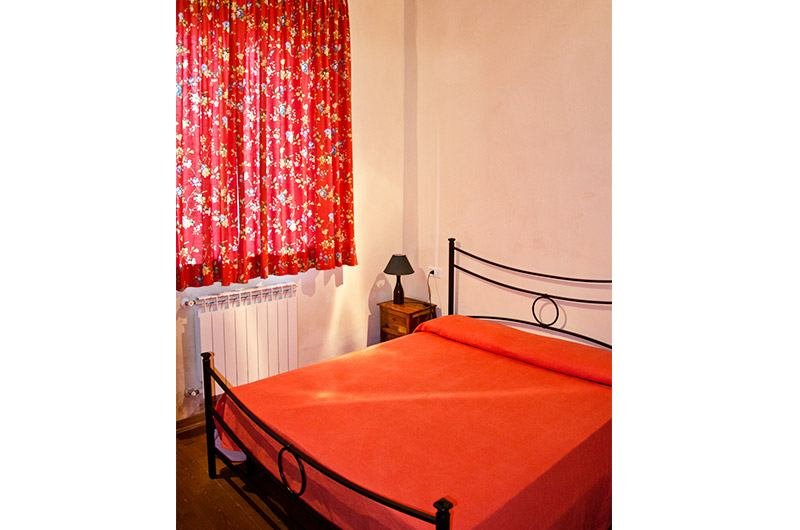 Double room big bed