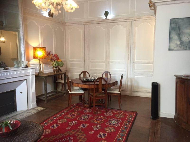 Bel Appartement XVIII Bordeaux, alquiler vacacional en Burdeos