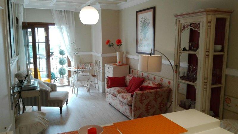 Coqueto apartamente junto al mar y puerto deportivo de Marbella, vacation rental in Marbella