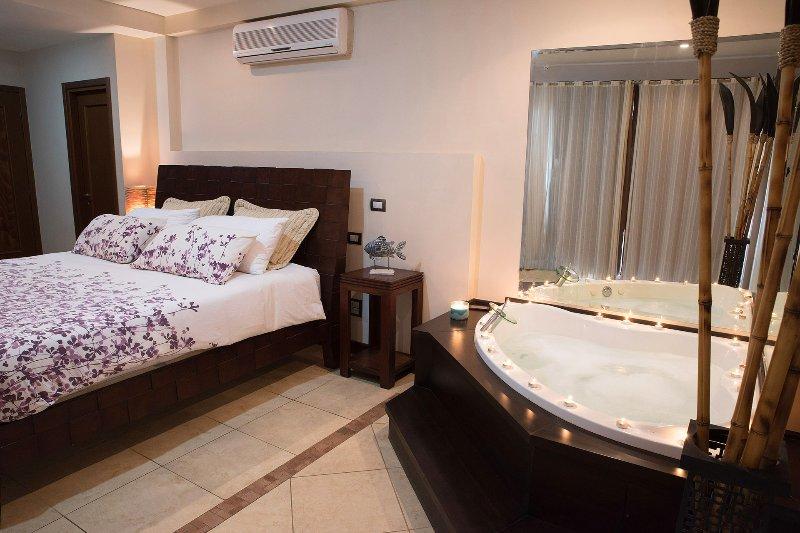 Naxos 8 , Exclusive 2bedroom condo Langosta Beach, aluguéis de temporada em Playa Langosta