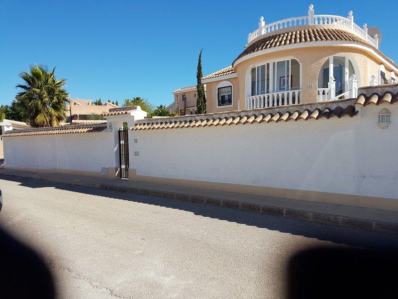 Casa Verde, holiday rental in Camposol