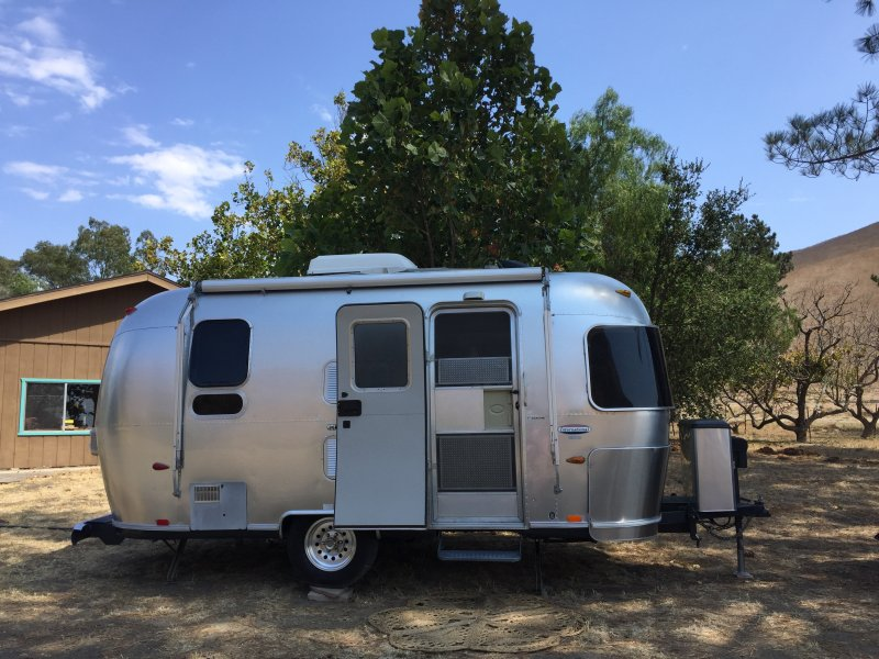 Glamping Made Easy Airstream luxury delivery, location de vacances à Montecito