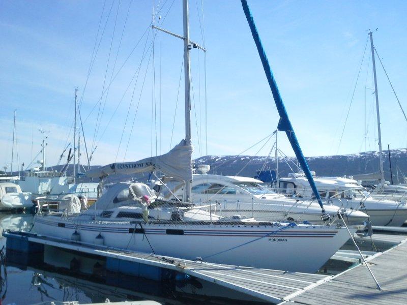 Norwavey, Sleep in a boat, alquiler de vacaciones en Troms