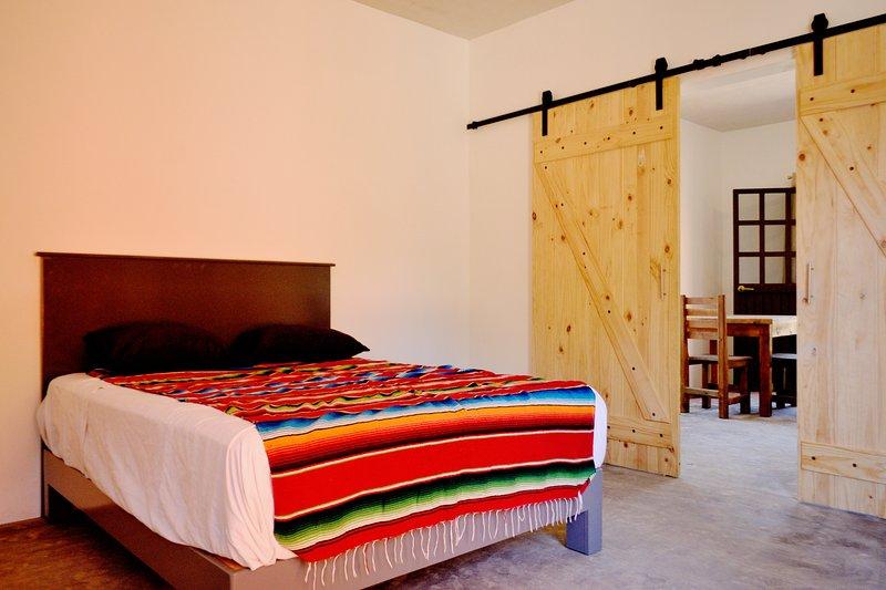 Studio San Pedrito area, vacation rental in El Pescadero