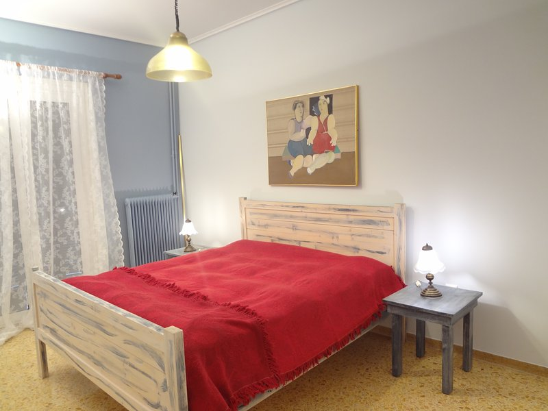 NEAR CAMPUS APARTMENT, holiday rental in Kaisariani