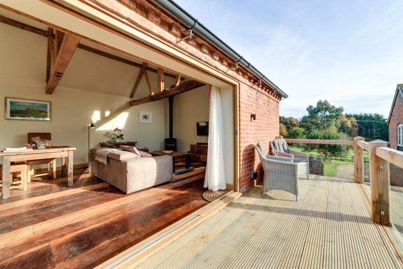 The Stables and Hayloft, vacation rental in Herefordshire