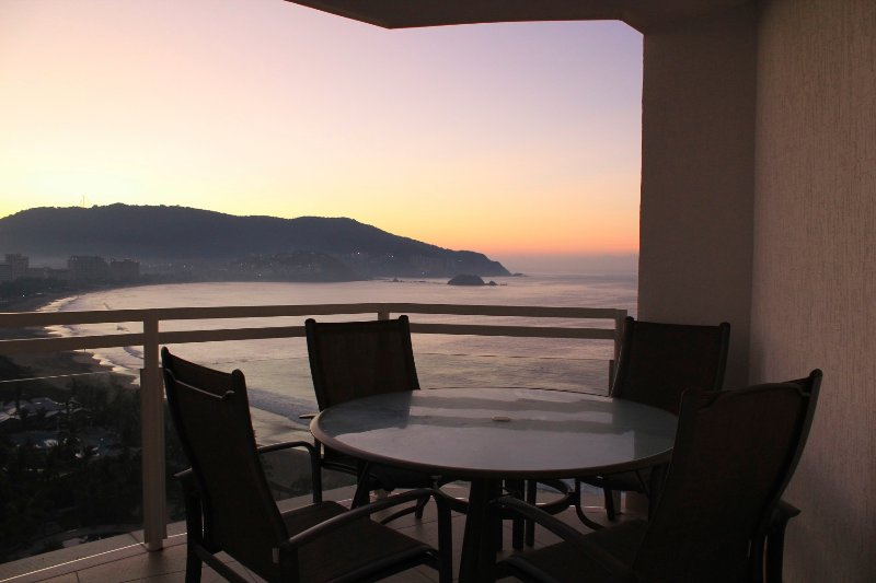 A perfect place for morning coffee, an afternoon siesta, or an evening cocktail...