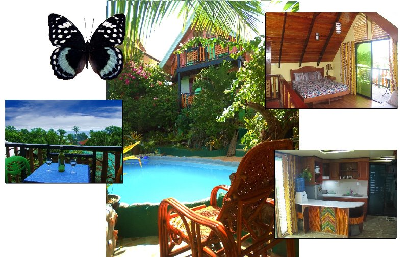 Islandview Holiday Villas Panglao, Garden View, vacation rental in Panglao Island
