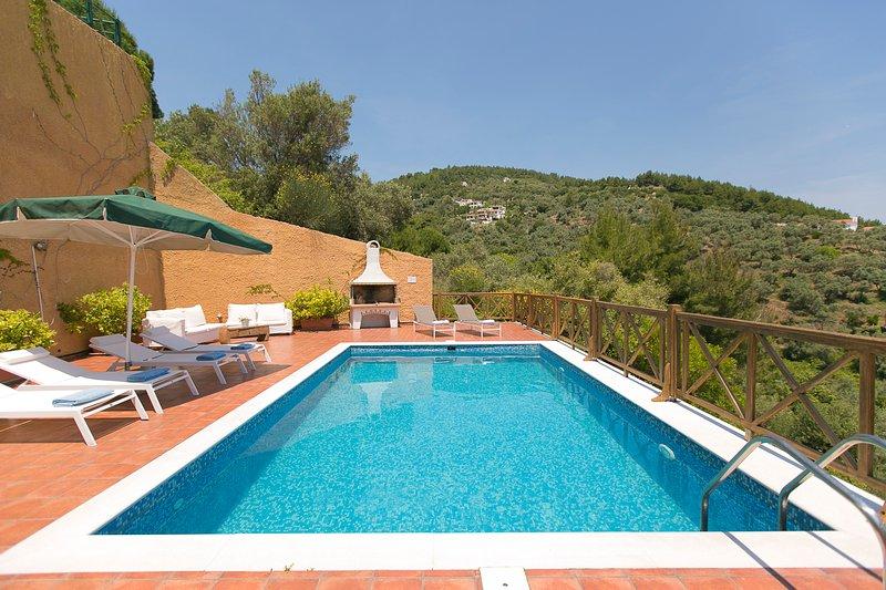 Villa IO, vacation rental in Troulos