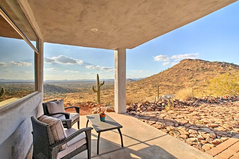 Take your next Phoenix retreat to this upscale 3BR, 2-bath vacation rental home!