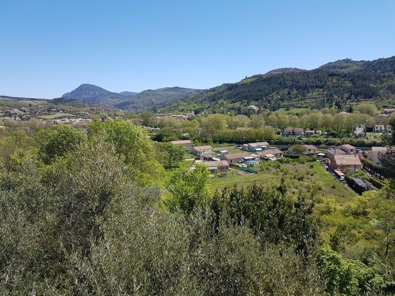 The stunning Aude Valley