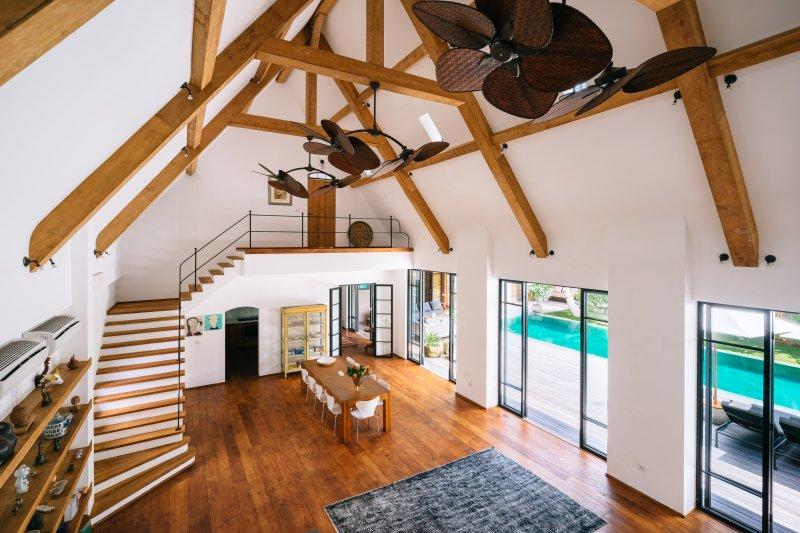 Villa Elizara Umalas/Canggu with private 20 meter pool, location de vacances à Kerobokan