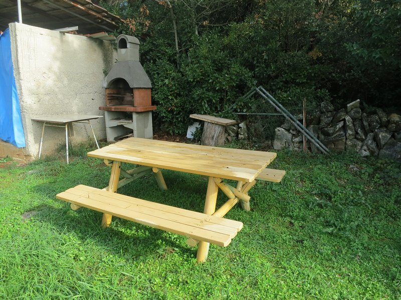 Outdoor table / Barbecue