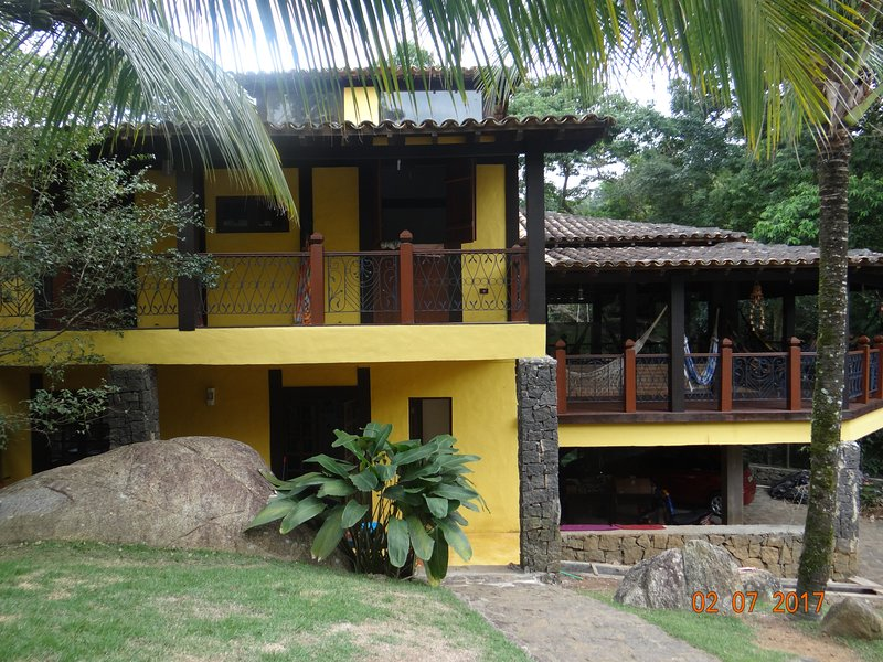 Retiro Ecológico Pontià, casa vacanza a Ilhabela