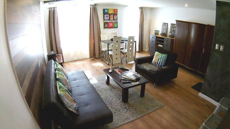 Loftsmunich rental en valparaiso cerro alegre lofts para renta diaria nuevos, alquiler de vacaciones en Valparaiso
