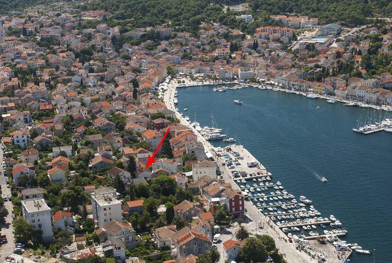 Ivan A1 Danijela (4+1) - Mali Losinj, vacation rental in Lošinj Island
