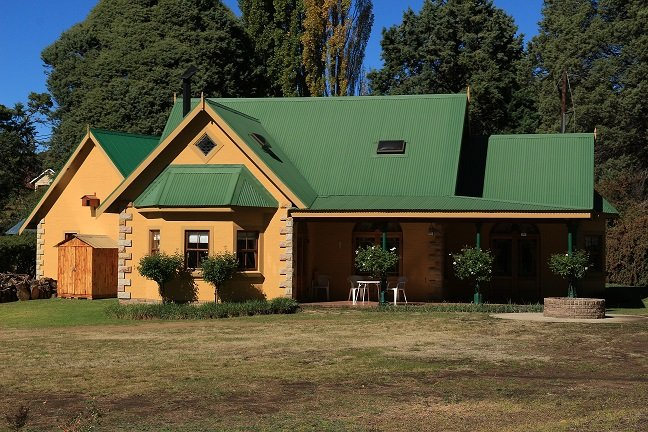 Hopton House – semesterbostad i Free State